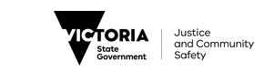 Justics & Community Safety Victoria State Government
